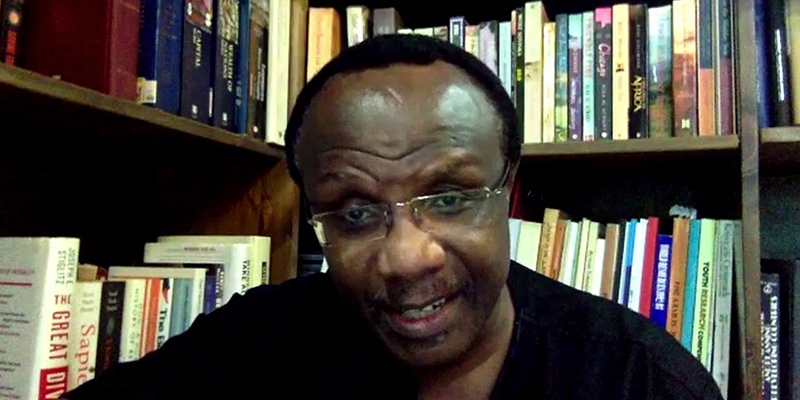 The Political Economy of Coronavirus: Dr David Ndii Speaks