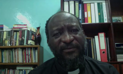 Theology in the Age of Coronavirus: Rev Canon Omondi Speaks