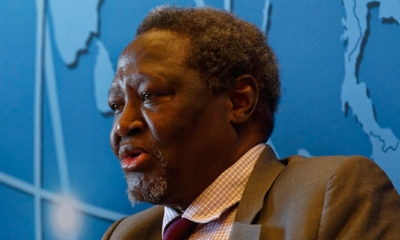 Tributes to a Great African Mind: From Nyong'o, Mutunga and Shivji