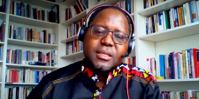 Prof. Elisio Macamo: COVID-19 in Africa - We Need to Rethink Lockdowns