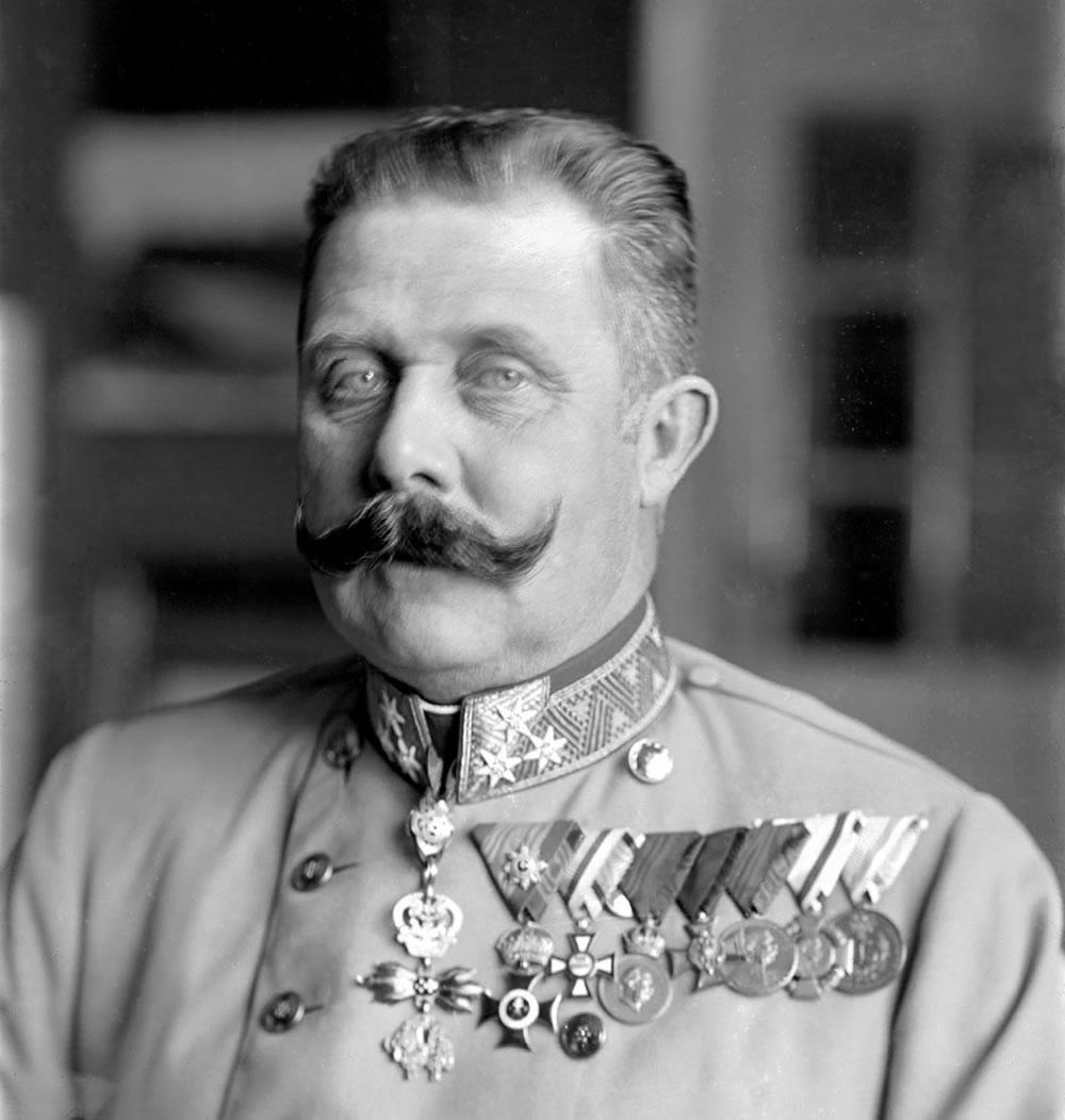 Archduke Franz Ferdinand of Austria