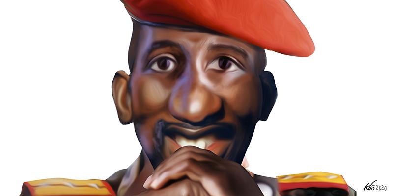 The Upright Man: A Sympathetic Critique of Thomas Sankara