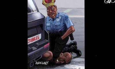 Uhuru and Judiciary