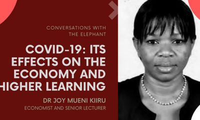 COVID-19: Its Effects on the Economy and Higher Learning