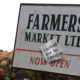 Market Shutdowns, Policy Failures and the Mishandling of Food Logistics
