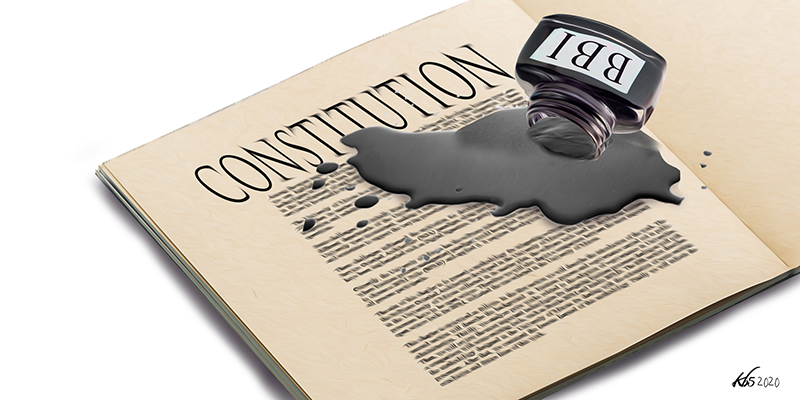 Why It Is Highly Unlikely That the Constitution Can Be Amended Before 2022