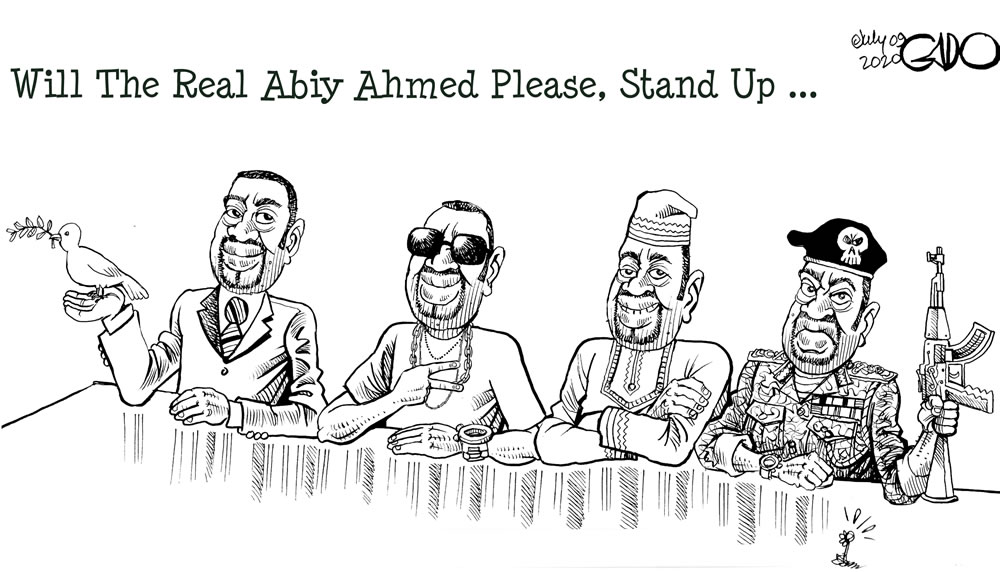 Will the Real Abiy Ahmed Please Stand Up!