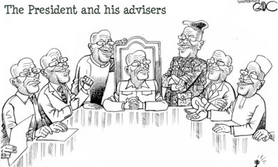 Magufuli and His Advisers