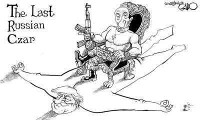 The Last Russian Czar