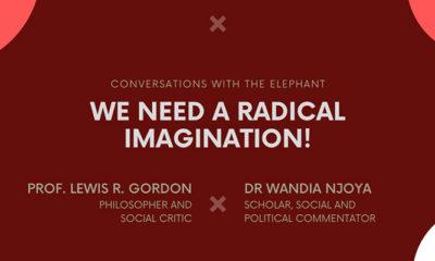 We Need a Radical Imagination!