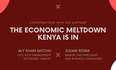 The Economic Meltdown Kenya Is In