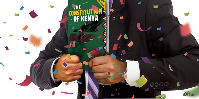 The Revenue Allocation Formula Debate: Hail Ye the Constitution!
