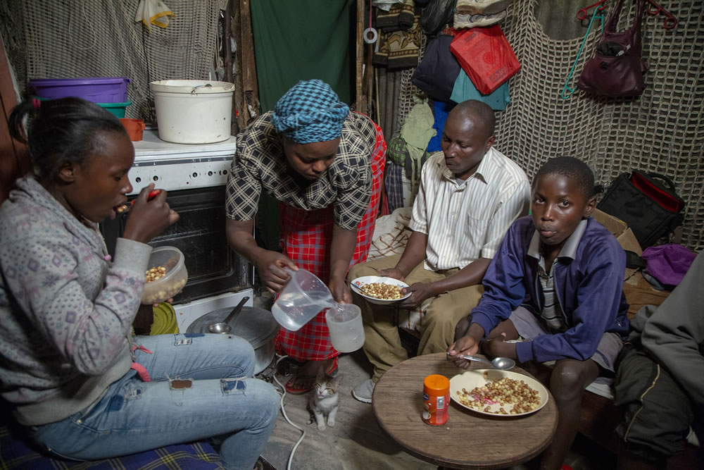 Food Kiosks Are Revolutionising Kenya's Urban Culture