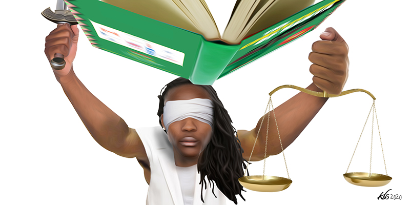 Do Constitutions Matter? The Dilemma of the Radical Lawyer