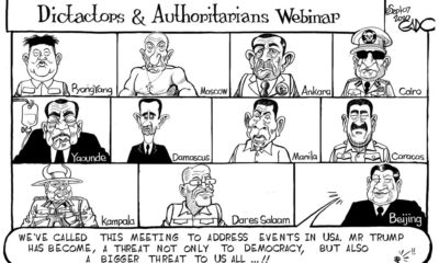 Dictators and Authoritarians Webinar
