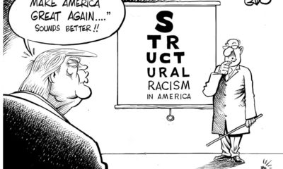 Trump and Racism in USA
