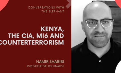 Kenya, the CIA, MI6 and Counterterrorism