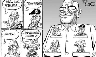 Elections in Tanzania