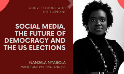 Nanjala Nyabola: Social Media, the Future of Democracy and the US Elections