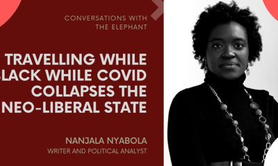 Nanjala Nyabola: Travelling While Black While COVID Collapses the Neo-Liberal State