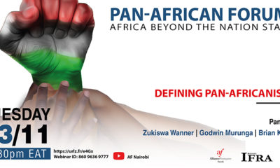 Pan-African Forums: Defining Pan-Africanism II