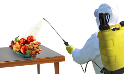 Death by Pesticide