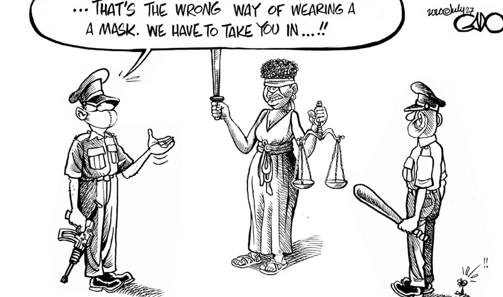 It's Time to make the Sovereignty of Wanjiku count as decreed by our Constitution
