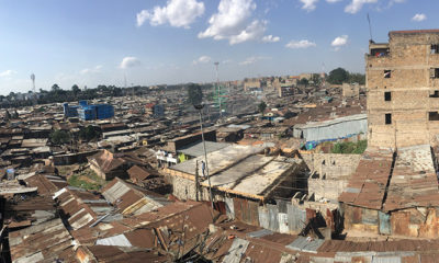Living on the Edge: From the Favelas of Rio to Life in Mathare