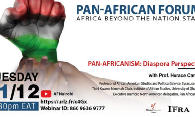Pan-African Forums: Diaspora Perspectives