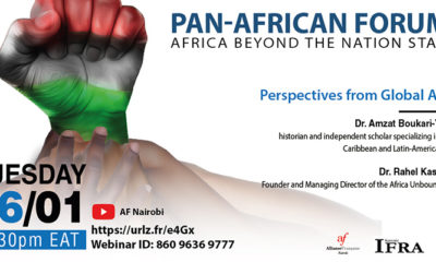 Pan-African Forums: Perspectives from Global Africa