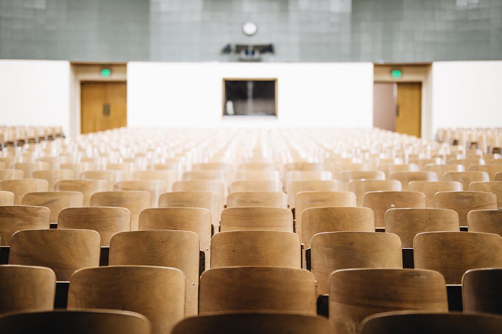 Empty class.