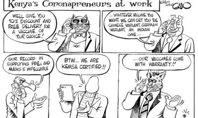 Kenya's Coronapreneurs at Work