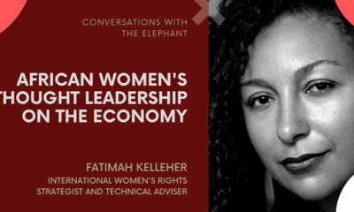African Women's Thought Leadership on the Economy