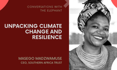 Unpacking Climate Change and Resilience With Masego Madzwamuse