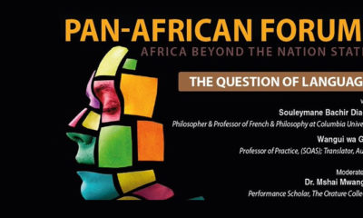 Pan-African Forums: The Question of Language