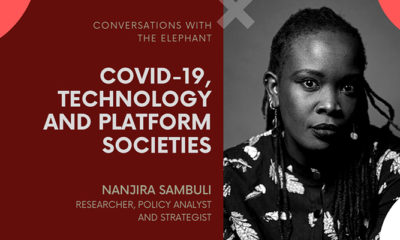 COVID-19, Technology and Platform Societies: Nanjira Sambuli Speaks