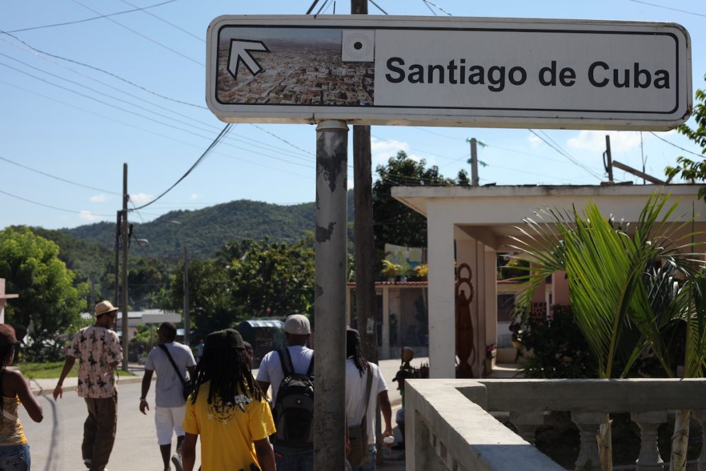 Santiago, Cuba. Image credit Eli Jacobs-Fantauzzi.