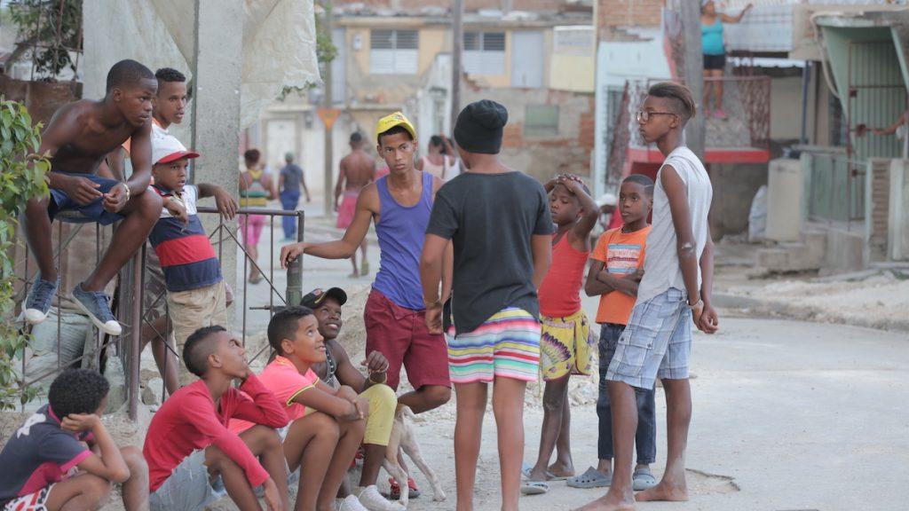 Youth of Chicharones. Image credit Eli Jacobs-Fantauzzi.