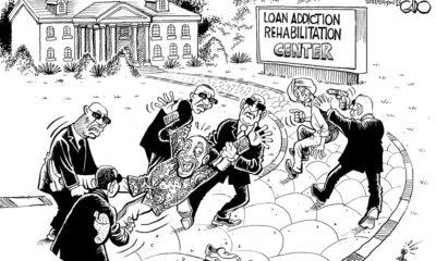 President Uhuru's Addiction to Loans!