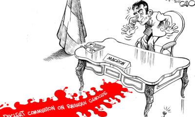 France, Macron and the Rwandan Genocide