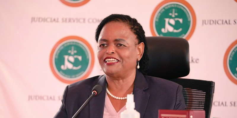 Justice Martha Koome Faces Her Critics Head-On