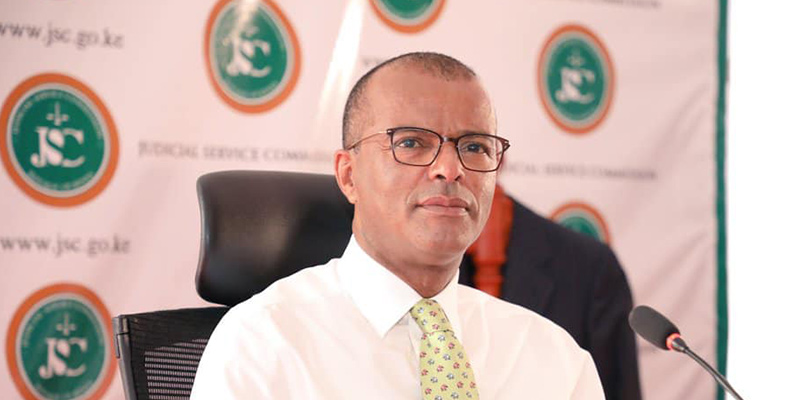 Philip Kipchirchir Murgor: It is the CJ's Job or Nothing For the Man Who Knows Where the Skeletons are Buried