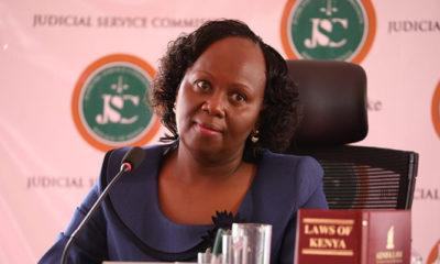 Patricia Kameri-Mbote: Trailblazing Lawyer Guns for CJ Post