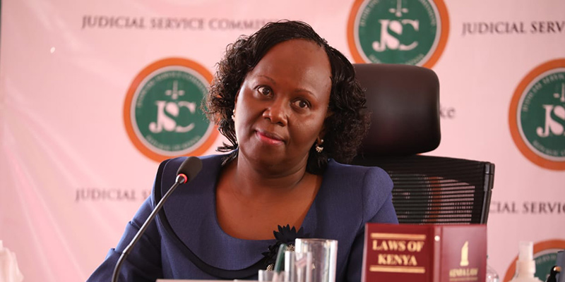 Patricia Kameri-Mbote: Trailblazing Lawyer Guns for CJ Post