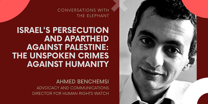 Israel's Persecution and Apartheid Against Palestine: The Unspoken Crimes Against Humanity