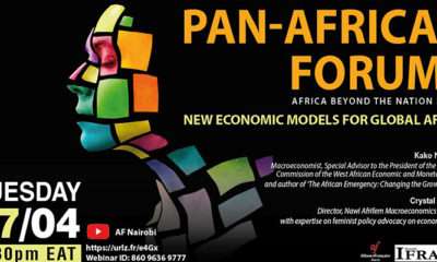 Pan-African Forums: New Economic Models for Global Africa