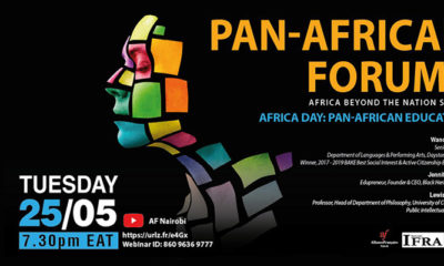 Pan-African Forums: Africa Day