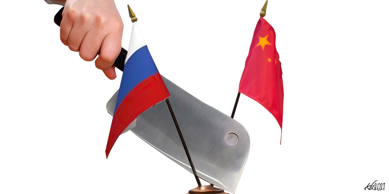 Pivoting to the East: Russia Considers China Its Ally but the Feelings Aren't Mutual