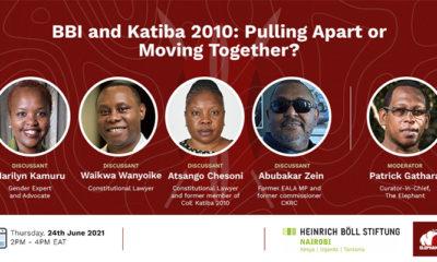 The Contest Between BBI and Katiba 2010 - Part I
