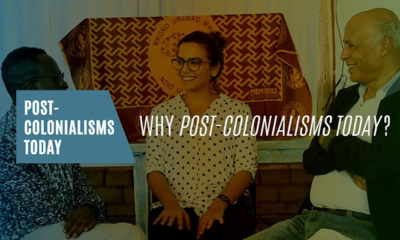 Why Post-Colonialisms Today?